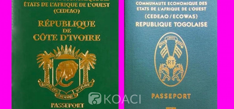 Afrique: Meilleurs passeports, découvrez le rang de la Côte d'Ivoire, du Togo … et du Ghana