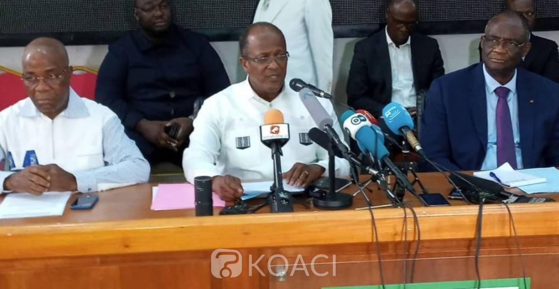 Côte d'Ivoire :  2ème phase du dialogue politique, Guikahué assure: «On ne va plus nous présenter comme les va-t'en guerre. Ceux qui ne veulent pas dialoguer, nous, nous sommes pour le dialogue»
