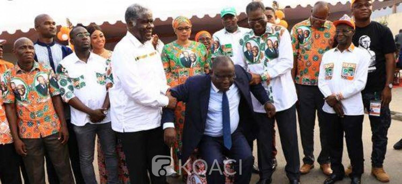 Côte d'Ivoire: Bacongo : « Quand la politique ne transforme pas le réel des populations, je la qualifie de sorcellerie »
