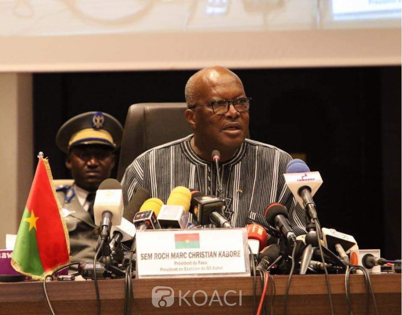 Burkina Faso: Le président Kaboré à Pau pour une réunion sur le nouveau dynamisme du G5 Sahel