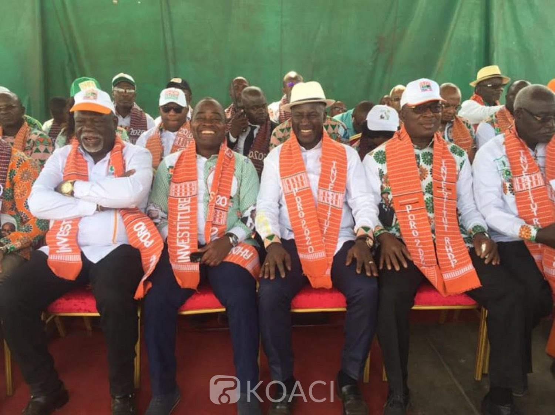 Côte d'Ivoire: Depuis Korhogo, Bictogo: « l'élection présidentielle ce n'est pas un concours des vues sur Facebook »