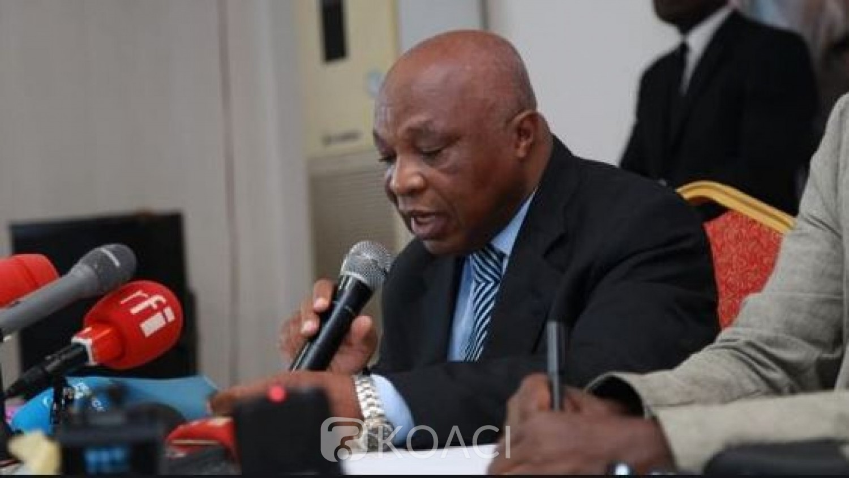Côte d'Ivoire: De retour de Bruxelles, Assoa dénonce le communiqué publié par le camp Affi