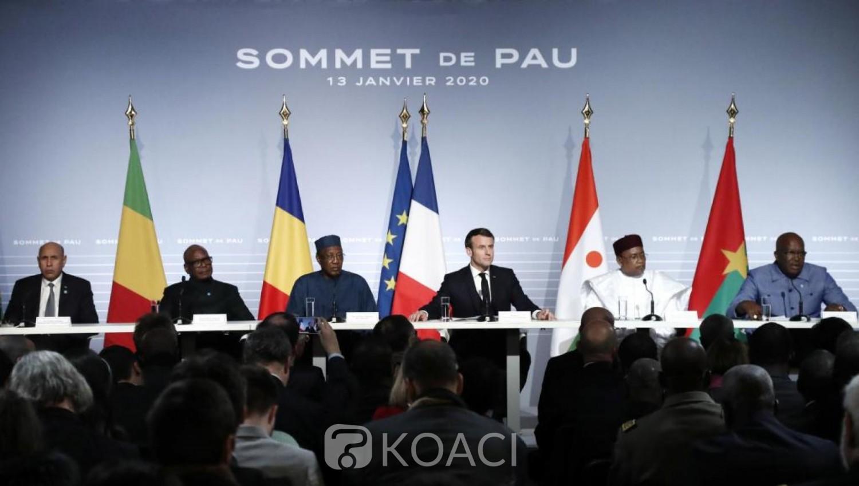Afrique-France: G5 Sahel, Emmanuel Macron veut renforcer Barkhane avec l'envoi de 220 soldats supplémentaires