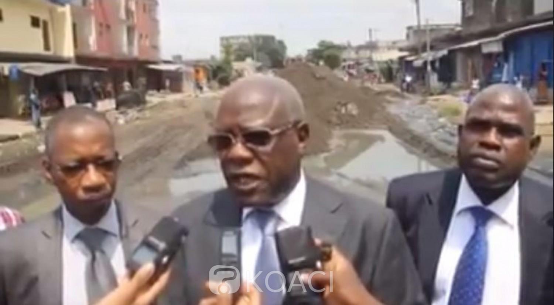 Côte d'Ivoire: Grève des taxis et Gbaka à Yopougon, Kafana «Ils ne sont pas spécifiquement visés par les mesures de lutte contre le désordre urbain »
