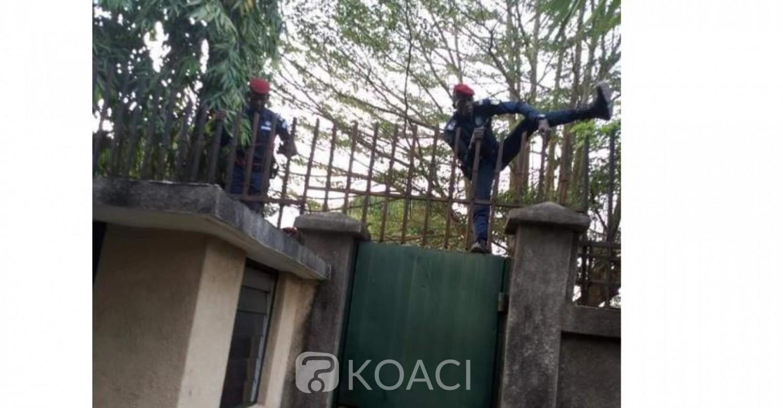 Côte d'Ivoire: Le GPS de Soro révèle qu'un groupe de policiers s'est introduit illégalement au siège  à Abidjan hier lundi