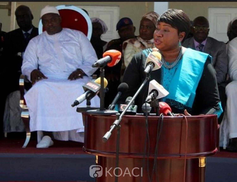 Gambie: Fatou Bensouda : « Pourquoi j'ai quitté mon poste de procureur général sous Yahya Jammeh en 2000 »