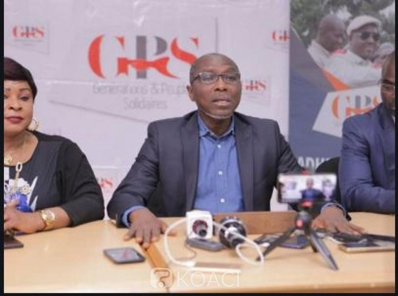Côte d'Ivoire: Générations et Peuples Solidaires (GPS) dénonce le « vol » des documents  lundi par  des policiers présumés à son siège de Cocody