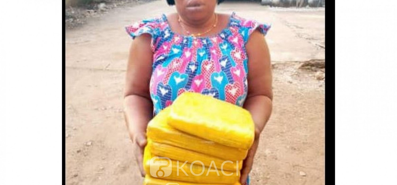 Côte d'Ivoire : Mère de sept enfants et profession « vendeuse » de drogue à Béoumi