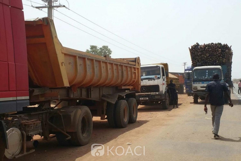 Burkina Faso: Des transporteurs routiers menacent d'observer une grève illimitée