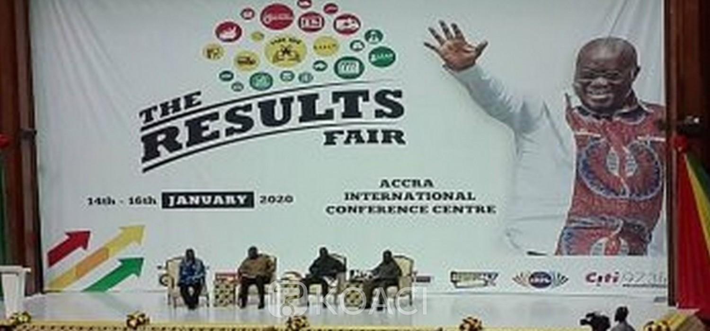 Ghana: Akufo-Addo motive sa candidature pour la présidentielle 2020