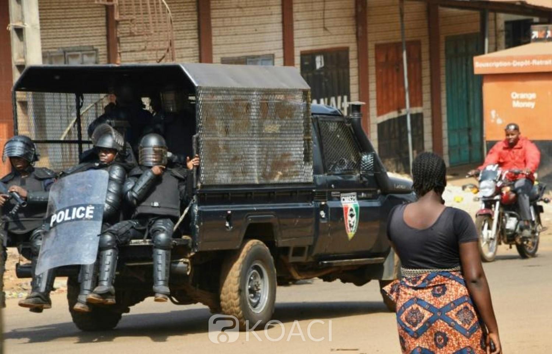 Guinée: Un troisième mort enregistré au deuxième jour des manifestations anti-Condé