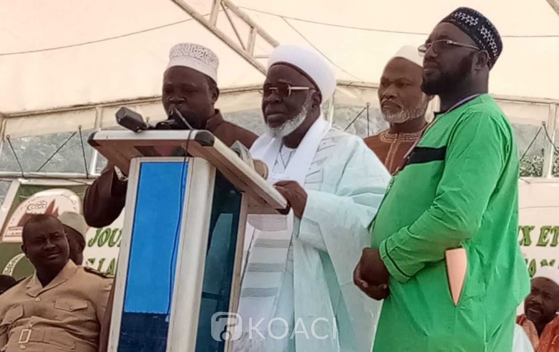 Côte d'Ivoire: Depuis le Tonpki, le Cheick Aboubakar Fofana aux hommes politiques «Évitez la solidarité dans le mal, refusez de vous entraider dans le péché »
