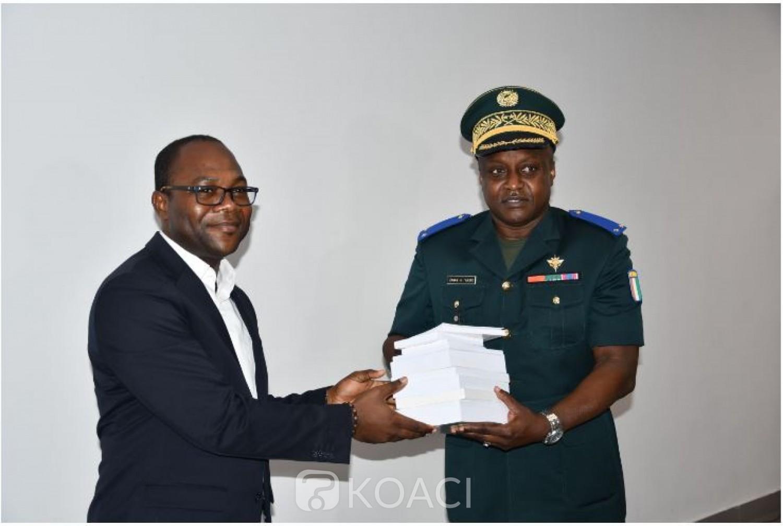Côte d'Ivoire: plus de 300 ouvrages de stratégies de défense et de  guerre mis à la disposition du Cours d'Études Supérieures de Défense (Zambakro)
