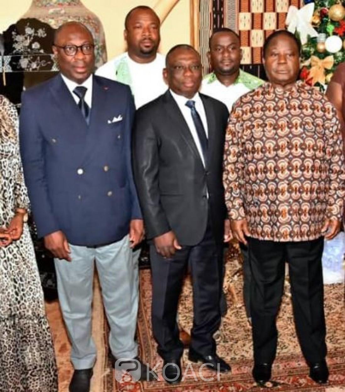 Côte d'Ivoire: Yao Kouamé Patrick du PDCI de retour au pays après 9 ans d'exil