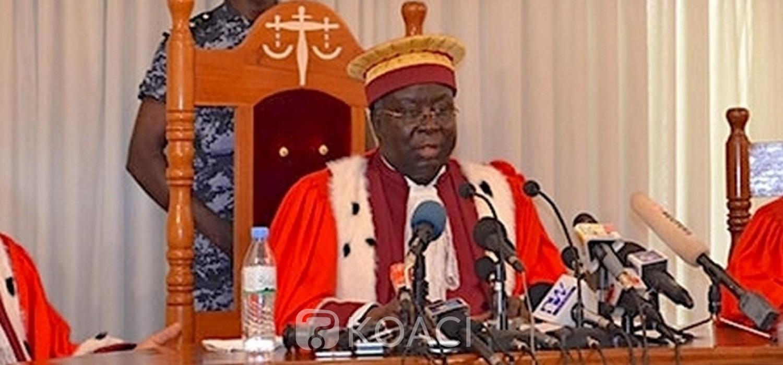 Togo: Présidentielle 2020, 7 candidatures validées, 2 rejetées