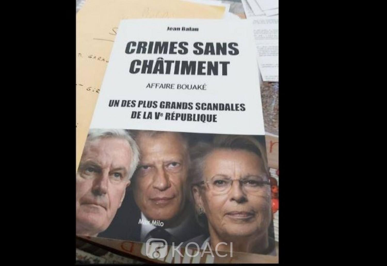 Côte d'Ivoire: Bombardement de Bouaké en 2004,  un livre pour  « dénoncer » une tare de la société française, selon Me Balan
