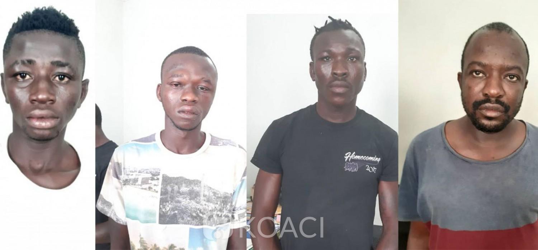 Côte d'Ivoire: Appréhendés pour la quiétude des usagers, trois braqueurs et le plus grand receleur de motos condamnés