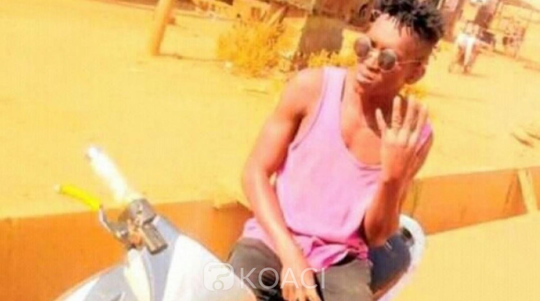 Côte d'Ivoire: Prikro, victime d'une violente collision entre motos, un jeune projeté dans un caniveau succombe