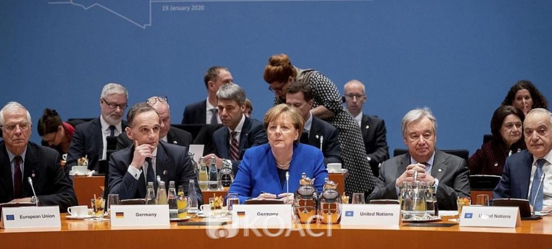 Libye: Accord trouvé sur un embargo sur les armes à Berlin,les deux frères «ennemis» refusent de se rencontrer