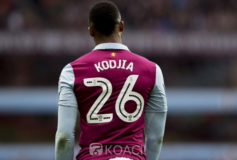 Côte d'Ivoire: L'aventure entre Kodjia et Aston Villa prend fin, le joueur s'exporte dans le Golfe