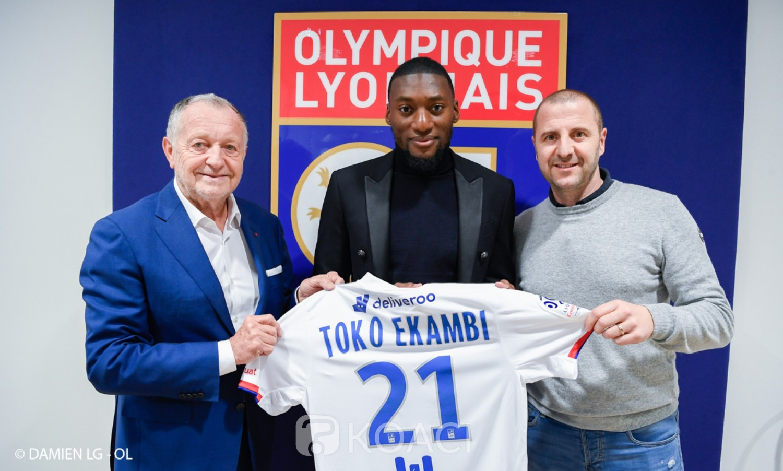 Cameroun: Transferts, l'international camerounais Karl Toko Ekambi s'engage avec l'Olympique lyonnais