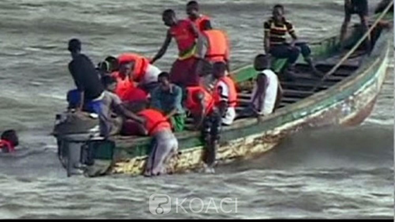 RDC: Une pirogue chavire,  15 morts au moins et des disparus dans l'ouest