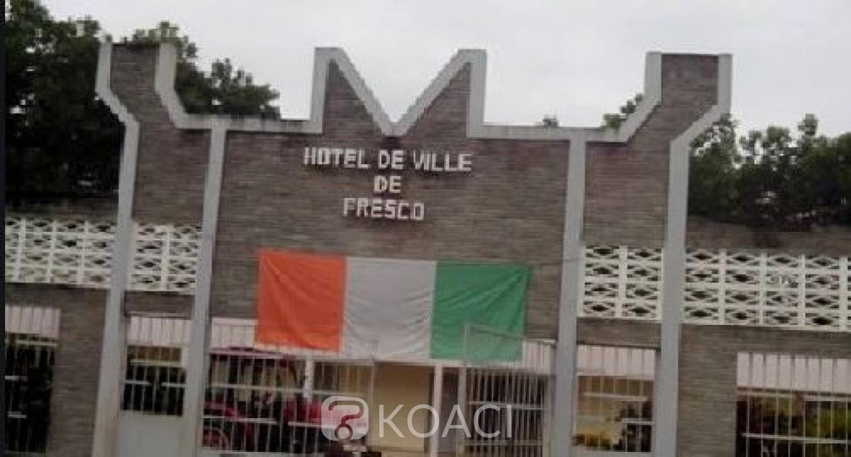 Côte d'Ivoire: Après la déclaration des chefs du Gbôklè, les villes de Fresco et Sassandra reçoivent chacune cinq kilomètres de bitume