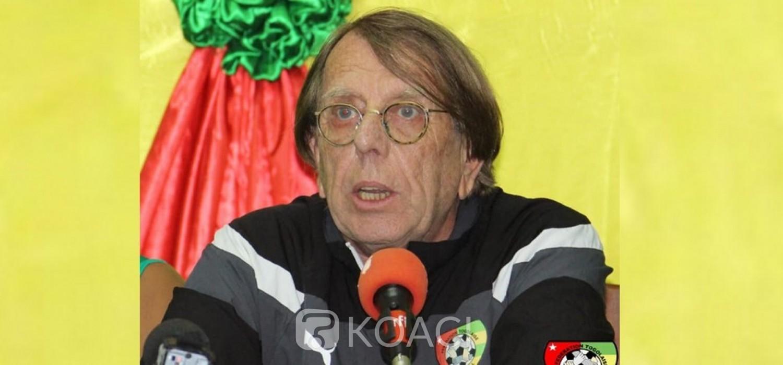 Togo: Elim Mondial 2022, l'entraineur Le Roy mise sur des surprises dans le groupe H
