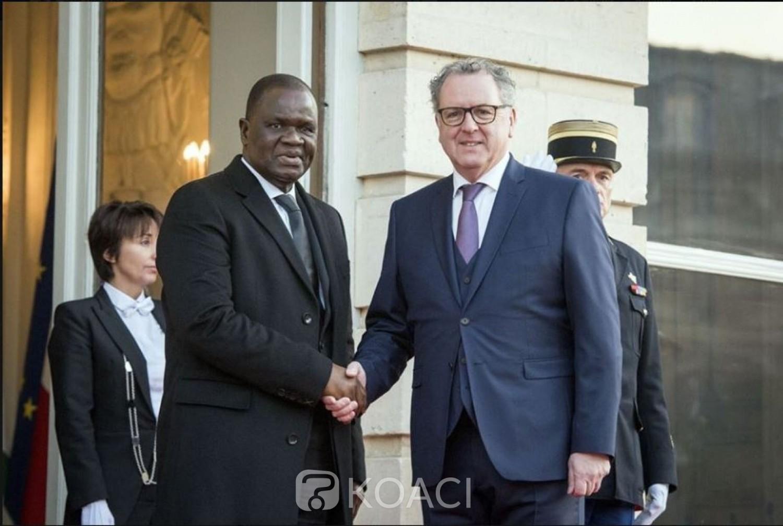 Côte d'Ivoire: Après la levée de l'immunité parlementaire de Soro et ses proches, Soumahoro rencontre son homologue français à Paris