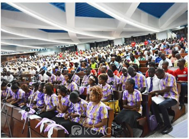 Côte d'Ivoire: L'église catholique annonce une marche le 15 février  pour des élections apaisées en octobre 2020