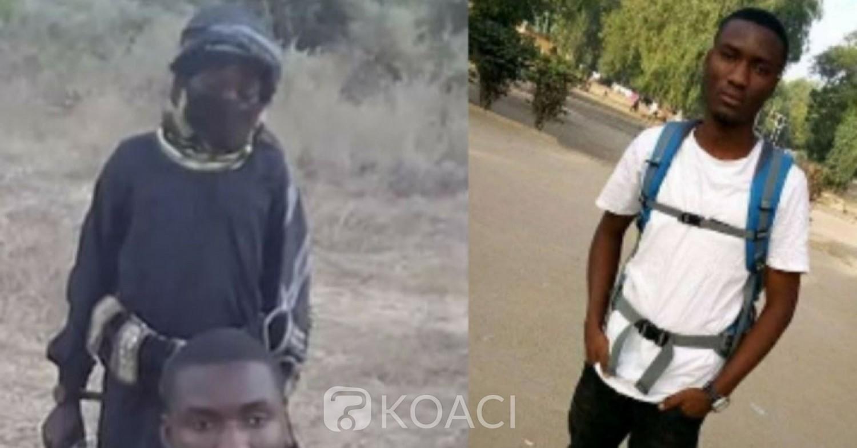 Nigeria:  Un étudiant, otage de Boko Haram exécuté dans l'Etat du plateau