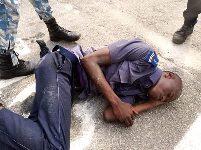 Côte d'Ivoire: Pour la seconde fois, un faux gendarme arrêté par les vrais à Port Bouët