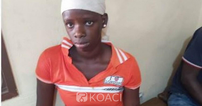 Côte d'Ivoire: La servante enlève la fillette  de ses patrons à Issia, l'enfant retrouvé deux mois après à Duékoué