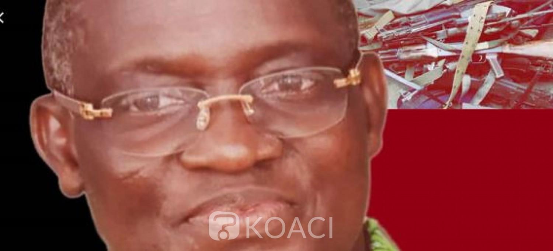 Côte d'Ivoire: Détenu à la Maca, Jacques  Mangoua sera présenté devant un juge mardi, la raison