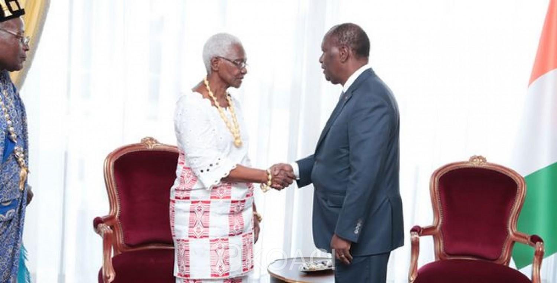 Côte d'Ivoire: Dans le Gbêkê en Février, le président Ouattara en visite privée à Sakassou