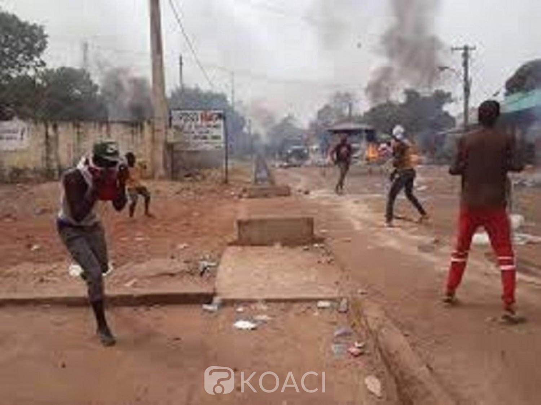 Guinée: Labé, deux manifestants et un ambulancier tués lors d'une nouvelle manifestation anti-Condé