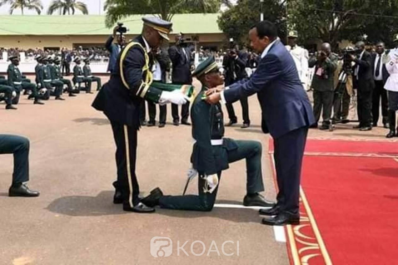 Cameroun: 182 officiers et aspirants de plusieurs nationalités africaines reçoivent leurs épaulettes à Yaoundé