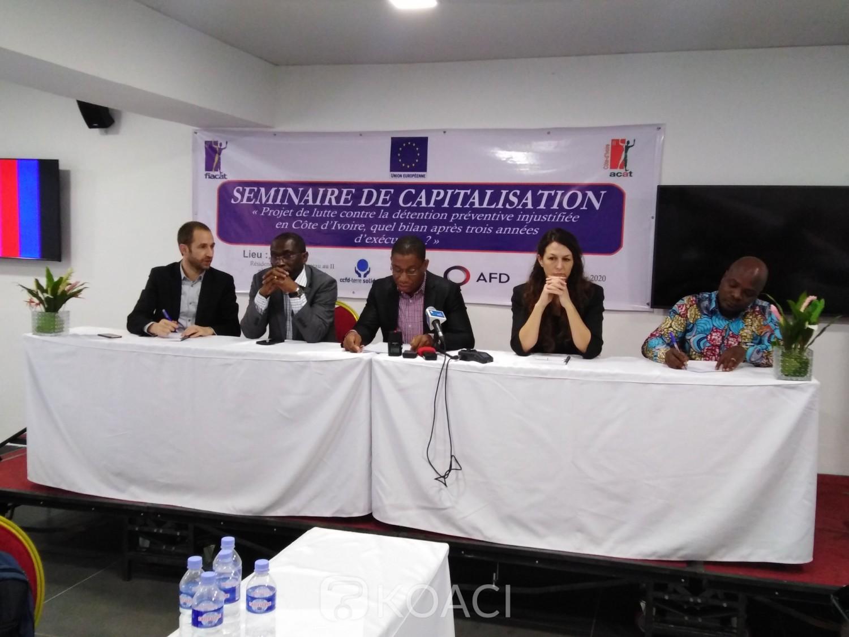 Côte d'Ivoire: En 2019, 1636 personnes étaient en détention préventive injustifiée selon un rapport