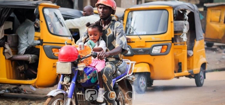 Nigeria: Motos taxis et tricycles interdits à Lagos