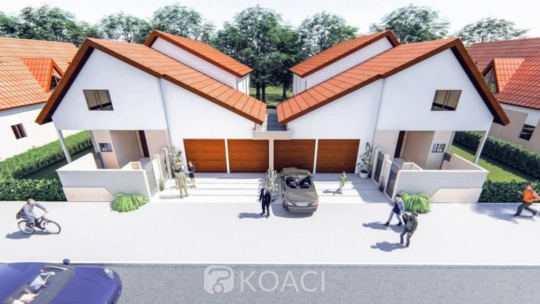Côte d'Ivoire : Abidjan, un opérateur agréé par l'Etat annonce la construction de 1179 villas à Eloka dans la commune de Bingerville