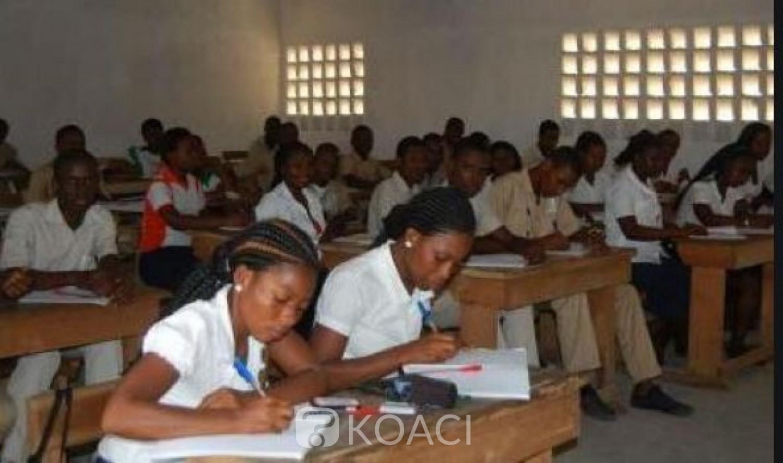 Côte d'Ivoire : BAC et BEPC session 2020, fin des inscriptions aux examens  le vendredi prochain