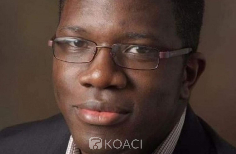 Côte d'Ivoire : Après le décès tragique de sa fille, le ministre Tchagba perd un autre enfant