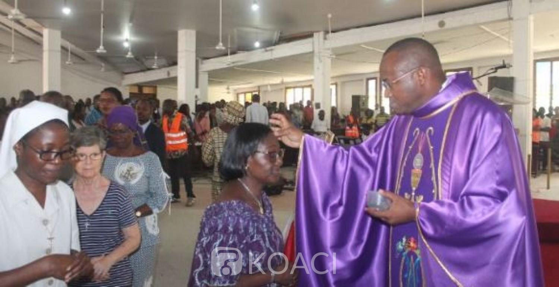 Côte d'Ivoire : Début ce mercredi du carême chrétien
