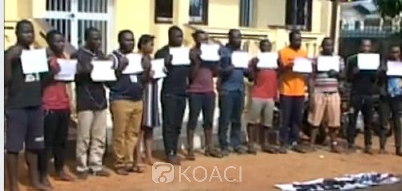 Cameroun : Un gang de 13 présumés malfrats mis aux arrêts