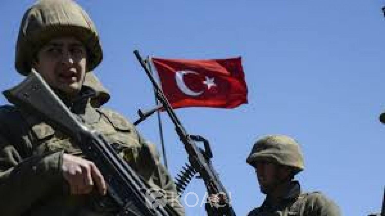 Libye : Pressé par l'opposition turque,  Erdogan annonce la mort de deux soldats