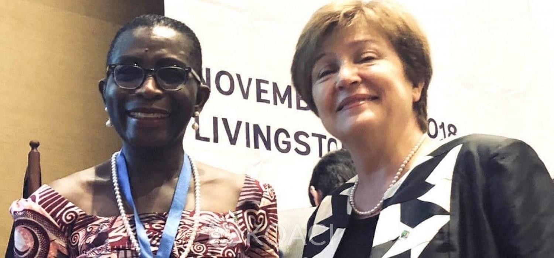 Liberia : Antoinette Sayeh nommée DGA du FMI après Ouattara