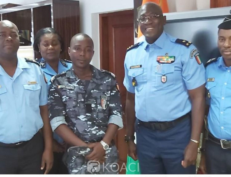 Côte d'Ivoire : Le DG de la police félicite l'agent agressé dans l'exercice de ses fonctions pour son sang-froid, l'agresseur sera déféré devant les tribunaux