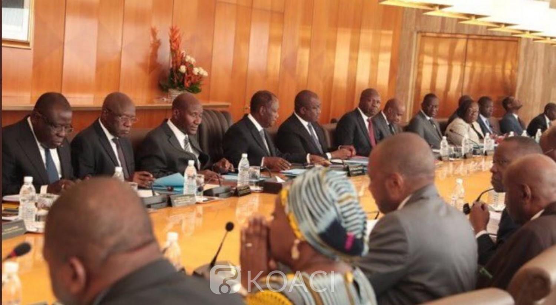 Côte d'Ivoire : Les ministres interdits de sortir du pays jusqu'à nouvel ordre ?