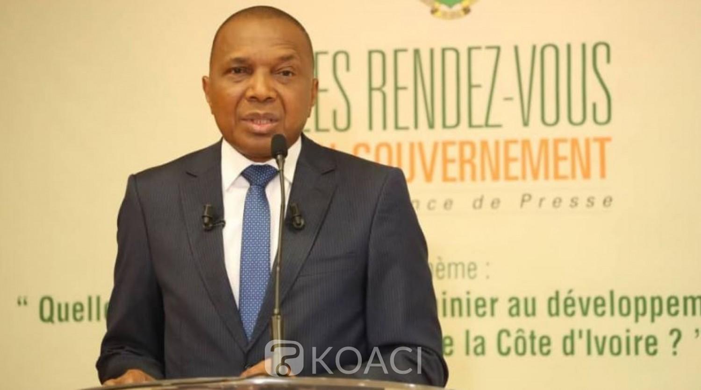 Côte d'Ivoire : Secteur minier, 761,995 milliards de FCFA de chiffre d'affaires réalisé en 2019, contre 582,298 milliards de FCFA en 2018, soit une hausse de 30,76%