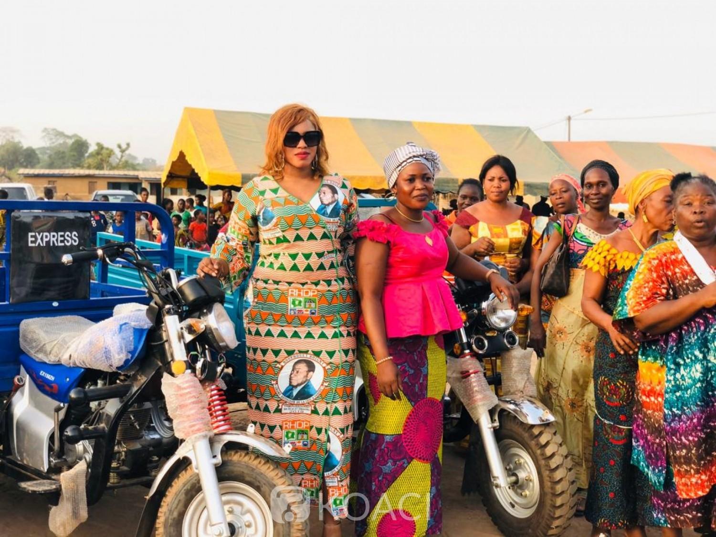 Côte d'Ivoire : Transhumance politique, au cours d'une cérémonie dans la Marahoué, l'adhésion au RHDP d'un  responsable FPI et ses bases annoncée